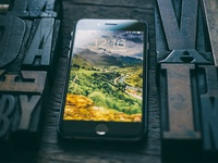 Free iPhone 6 nature wallpapers