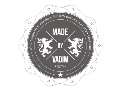 Made by vadim   logo