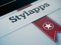Stylapps Welcome screen