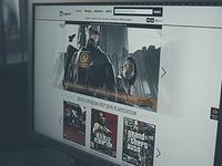 Online game shop proposed design
