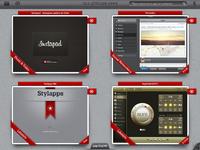 Stylapps hd retina layout