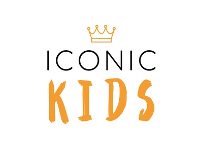 Logo for a kids clothing brand