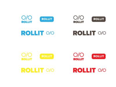ROLLIT Logo Concepts