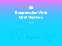 Responsive Grid Vol.01 for free