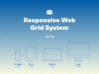 Responsive Grid Vol.02 for free