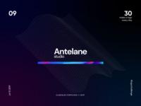 #9 Antelane logo