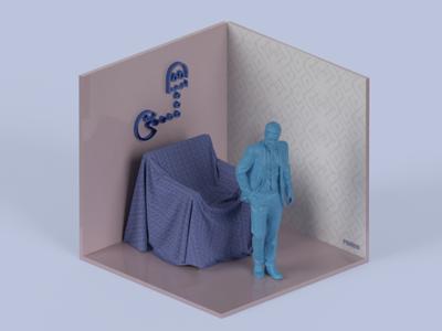 3D isomorphic prerspective