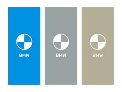 BMW Minimal Logo