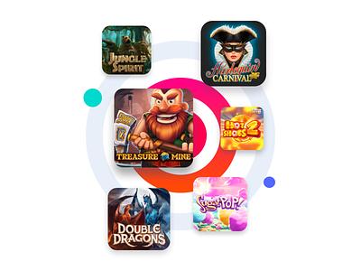 Icons Animation icons animation