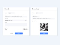 Coinxchanger – Send And Receive