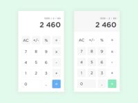Calculator #004