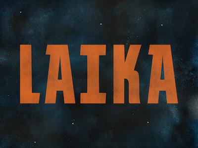 Laika vintage type type design soviet industrial space constructivist russian font