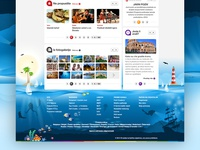 Footer theme