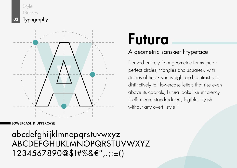 8 everestate typography