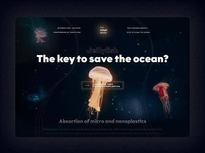 UI - Jellyfish : The Ocean Savior