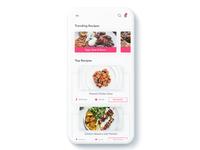 Easy Recipes UI
