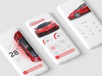 Smart Car UI