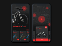 Bicycles Nearby UI