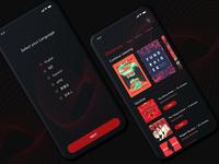 Audiobook App UI