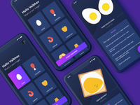 Recipe App User Interface