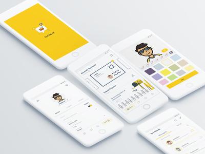 Slowly App Re-Design