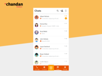 Direct Messaging :: Daily UI : 013