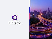 Logo Design for TECOM Tech & Entrepreneur Communities Convention