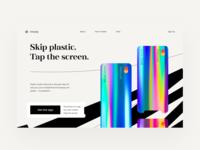 Fintech: Visual Identity 🌎 ci vi corporate identity branding design color brand identity logo visual identity identity branding