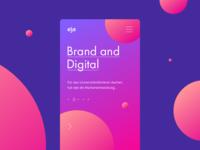 Elje-group Brand and Digital