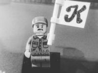 LEGO Kelsorian Flag