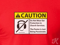 Church Ear Protection - #SignsoftheTimes Series