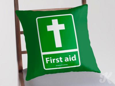 First Aid Cross - #SignsoftheTimes Series