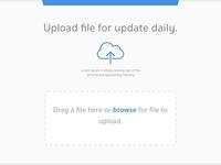 Daily Ui Challenge File Upload