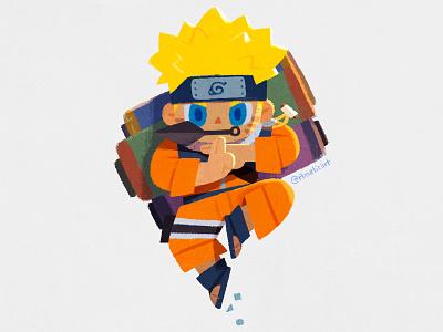 NARUTO ninja comic manga naruto