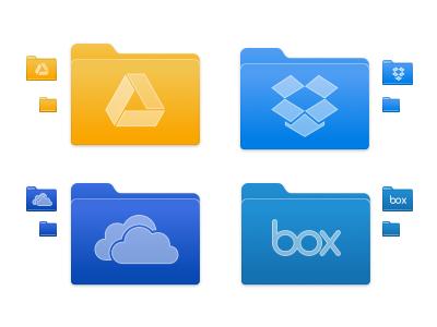 Vitor Heinzen / Projects / macOS Folders   Dribbble