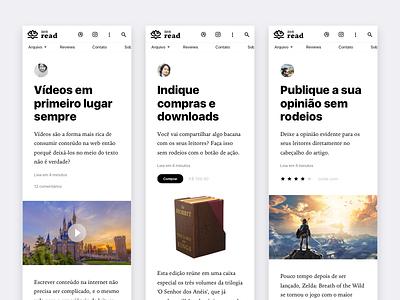 Zen Read WordPress Theme Mobile Post Formats diagramation topography all type clean minimal theme wordpress wp