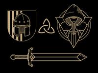 Medieval RPG Icons
