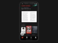 Darkside books app slider 2