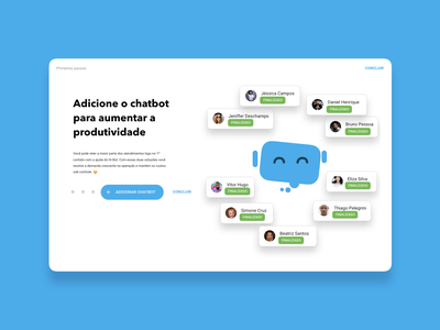 Welcoming during user onboarding steps wizard ui ux onboarding user onboarding welcome