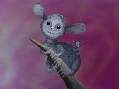 Nelson & Neal digital painting photoshop illustration creaturedesign creature character characterdesign