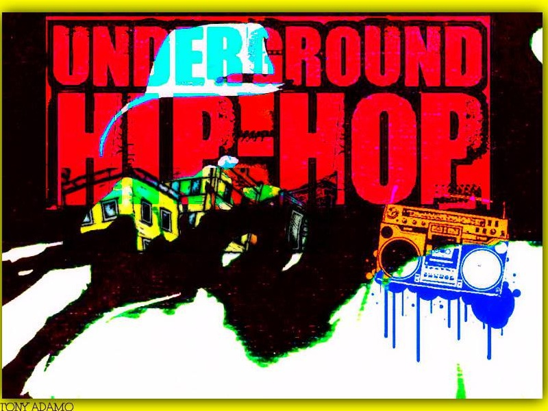 Underground Hip Hop Playlist Podcast adamo tony