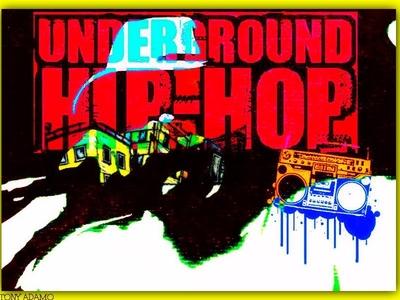 Underground Hip Hop Playlist Podcast