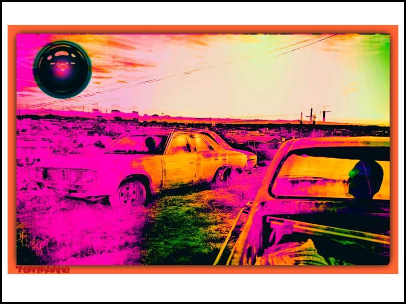 Alien Junk Pods... Earth  1 adamo tony