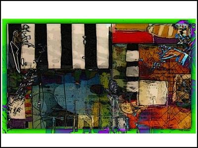 Playing the music of Art Blakey/Jeff Round