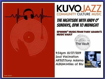 Internet Ad For Kuvo Radio