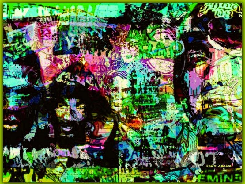 Three-n-The Mix.....Tony Adamo/ tony adamo