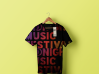Midnight Music Festival - T-Shirt
