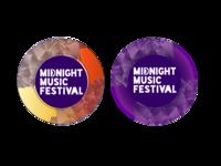 Midnight Music Festival - Frisbee