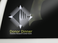 Donor Dinner - Decal