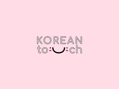 Korean touch